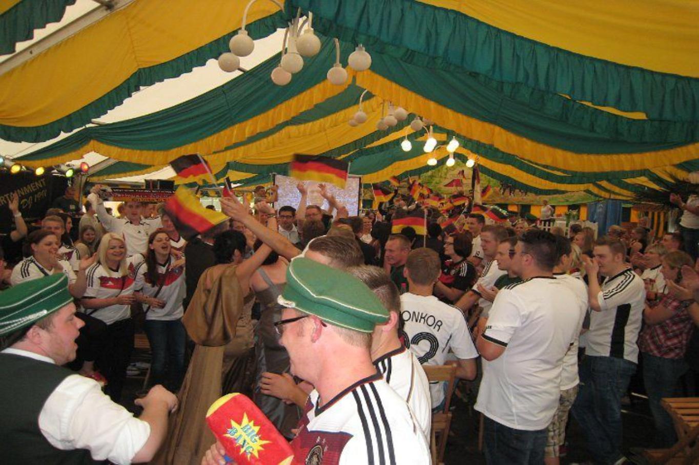 weltmeisterliches Schützenfest