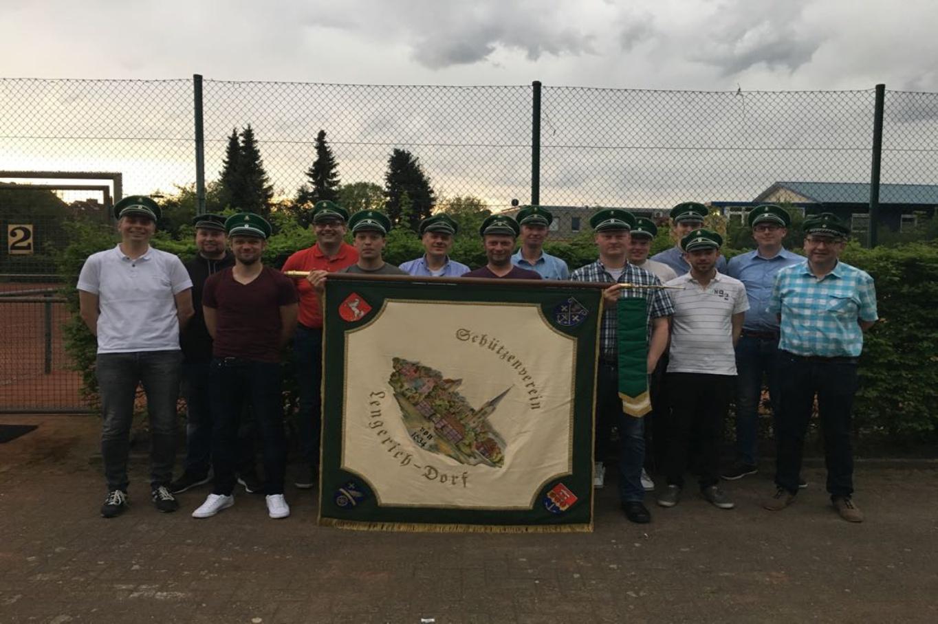 Offiziere und Funktioner 2018